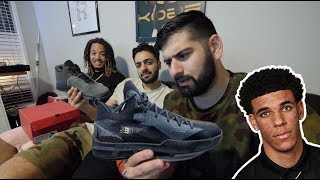 LONZO +  MELO BALL SNEAKER EXPOSED! (HERE IS THE TRUTH)