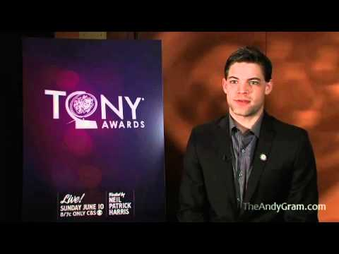 2012 Tony Awards  Meet the Nominees  Jeremy Jordan