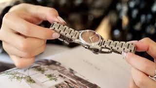 Роскошные женские часы со стразами модные повседневные кварцевые водонепроницаемые наручные из