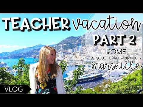 TEACHER VACATION (Part 2) | That Teacher Life Ep 57