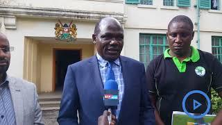 IEBC Wafula Chebukati on Raila Odinga and President Uhuru political deal