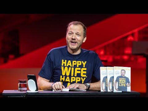 Happy Wife, Happy Life YouTube Hörbuch Trailer auf Deutsch