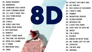 Download 8D Pop Music 2020 - 8D Top Hit English Song 2020 -  8D Pop Hits 2020 New Popular Songs 2020