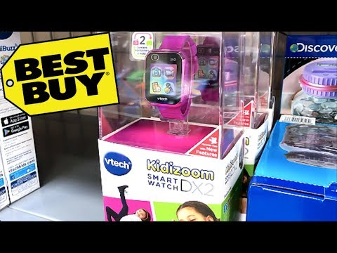 Shopping Vlog at Best Buy | Apple Watch for Kids?!, Squishies, Slime + More! thumbnail