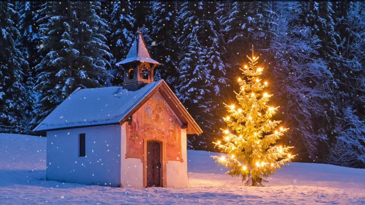 Chöre Singen Weihnachtslieder.Famous Choirs Singing Christmas Carols