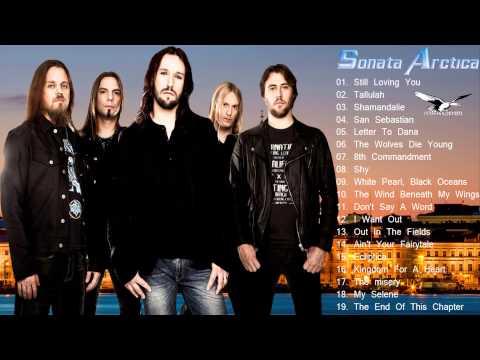 Sonata Arctica Greatest Hits Full Album - Sonata Arctica Pparhaat Laulut