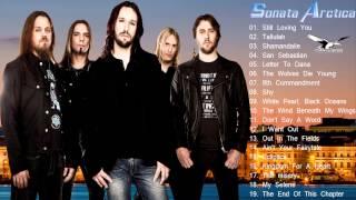 Sonata Arctica Greatest Hits Full Album - Sonata Arctica Pparhaat L...