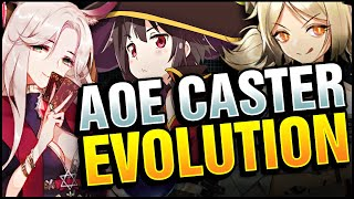 ALL AOE CASTERS EXPLAINED COMPARED AND TESTED! Arknights!