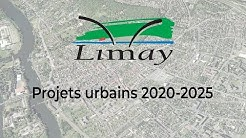 Limay, projets urbains 2020-2025