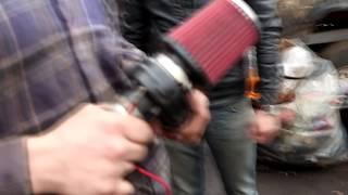видео электрический нагнетатель для двигателя