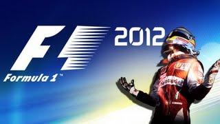 Jogando e Aprendendo: F1 2012 - Xbox 360