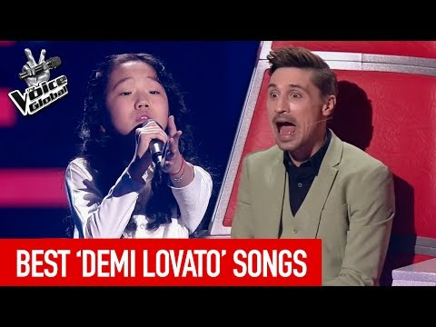 The Voice Kids | BEST DEMI LOVATO songs