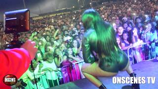 "Megan Thee Stallion ""Freak Nasty"" Live Performance"