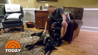 Man's Best Friend: How A Dog Helped This Wounded Veteran Find Hope | TODAY