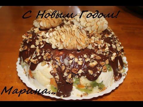 Классический рецепт торта Графские развалины