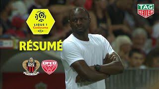 OGC Nice - Dijon FCO ( 0-4 ) - Résumé - (OGCN - DFCO) / 2018-19