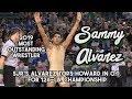 St  Joe's Montvale's Sammy Alvarez Wins 126 Pound State Championship