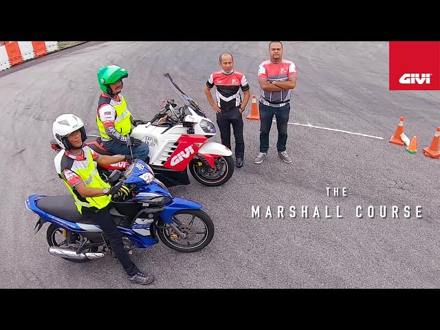 Kursus Marshall ( The Marshall Course ) by Motowazi Powered by GIVI