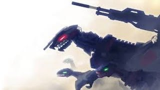 Zoids Legacy Part 14 : The Power of The Geno Saurer