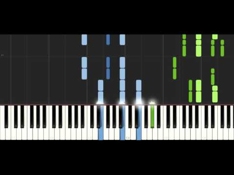 Martin Garrix & Dua Lipa - Scared To Be Lonely - PIANO TUTORIAL
