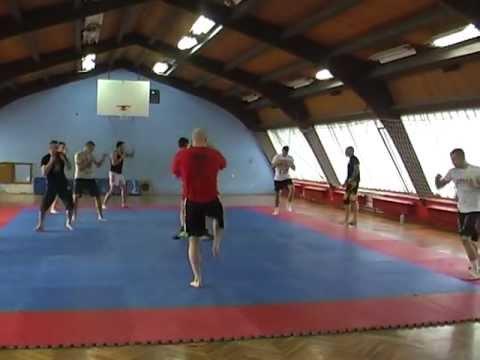 MMA seminar Apatin - Dušan Džakić Cyborg 2