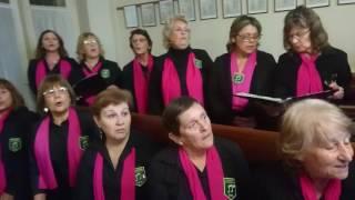 Coro Municipal de la 3ra Edad