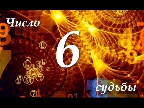 Гороскоп Рождения Число Судьбы