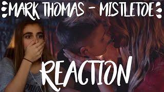 MARK THOMAS - MISTLETOE (OFFICIAL MUSIC VIDEO) REACTION