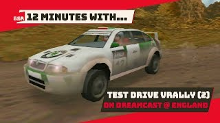 Test Drive V-Rally(2) - Dreamcast - England