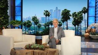 Ellen Announces Her Netflix Standup Special