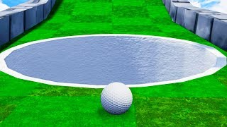 HOW TO SCORE EVERY SINGLE SHOT! (Golf It)