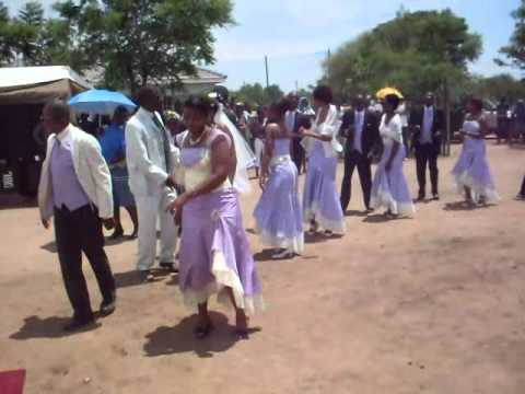 Botswana Pat Kenny Wedding Celebration Mosetse Village Part 1 You