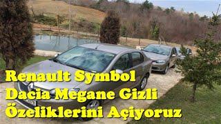 Renault Symbol Megane Clio Dacia Stepway Duster Gizli Özeliklerini Aktifleştiriyoruz