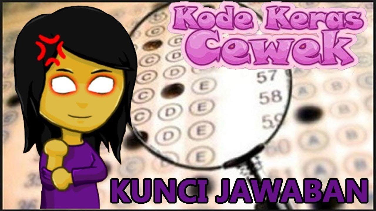 Download Kunci jawaban kode keras