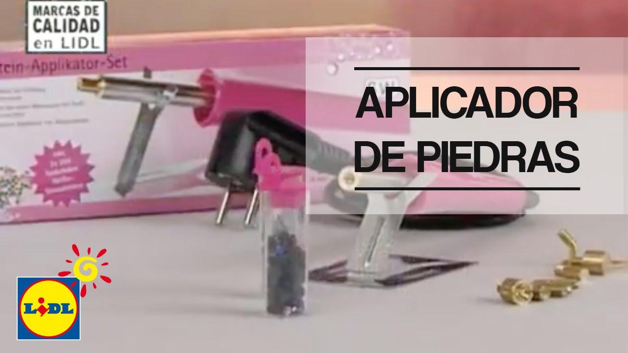 España Piedras De De Lidl Lidl Aplicador Piedras Aplicador 80OvwmNn