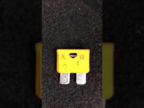 audi q5 64 plate fuse change for cigarette lighter socket fuse replacement