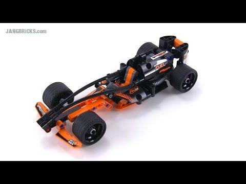 lego technic 42026 black champion racer review youtube. Black Bedroom Furniture Sets. Home Design Ideas