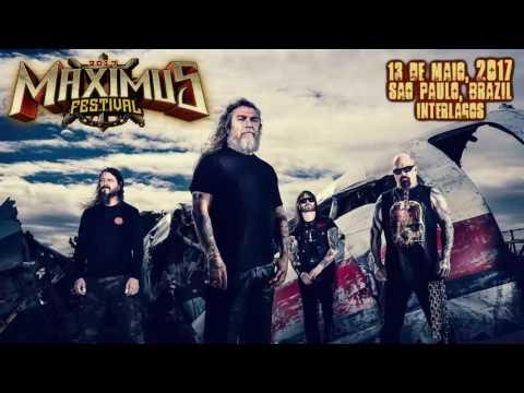 Slayer - (Live at Maximus Festival Brasil 2017) [Radio Broadcast] [Full Show]