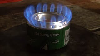 Repeat youtube video How to make a penny can stove - HD