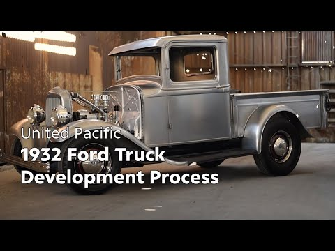 Development Of Our 1932 Ford Truck