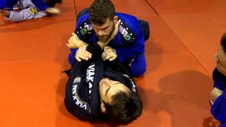 Jiu Jitsu Techniques - attack from the guard