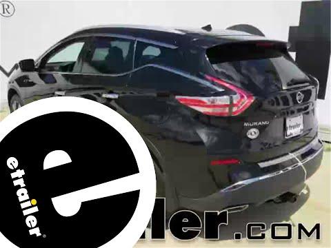 Etrailer | Trailer Wiring Harness Installation - 2015 Nissan Murano