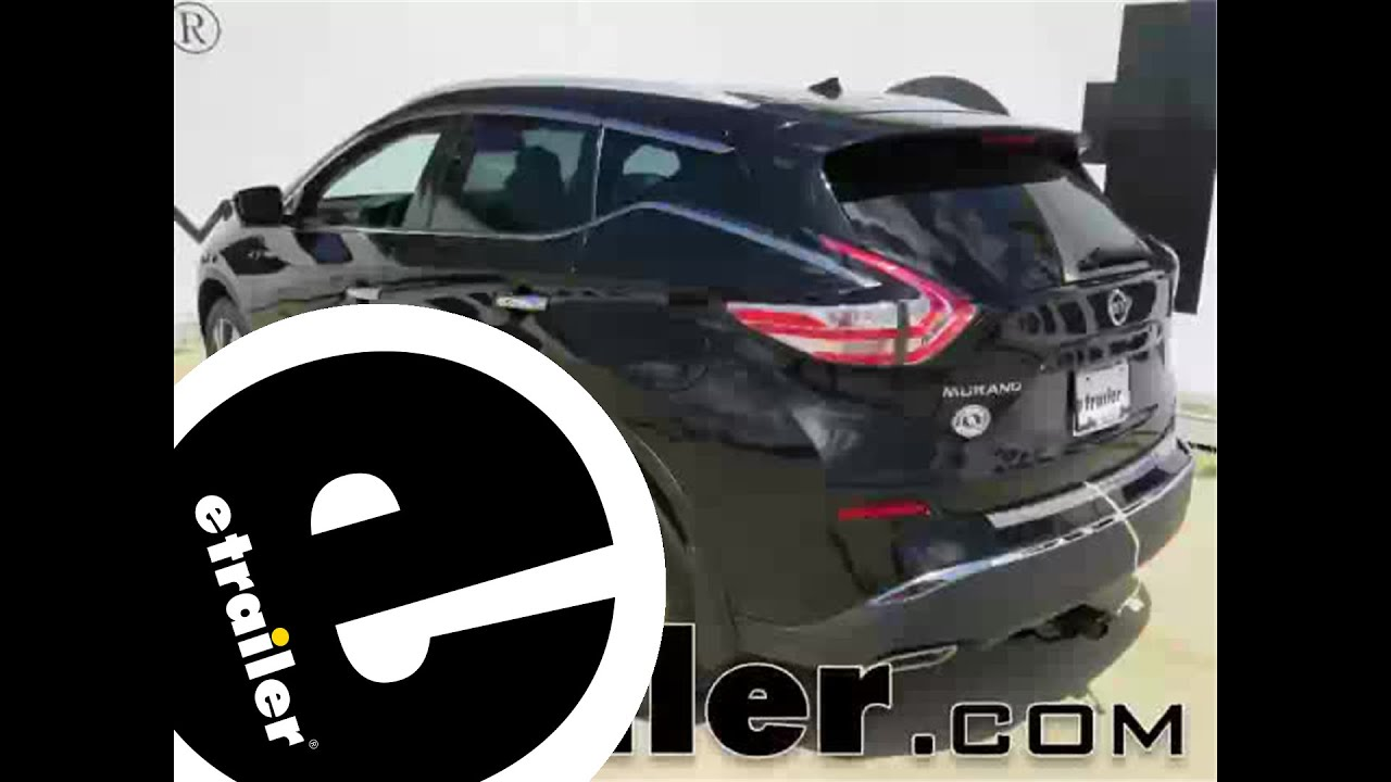 small resolution of how to install trailer wiring harness nissan murano wiring diagram 2010 nissan murano trailer wiring harness