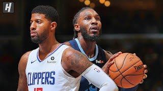 Los Angeles Clippers vs Memphis Grizzlies - Full Game Highlights | November 27 | 2019-20 NBA Season
