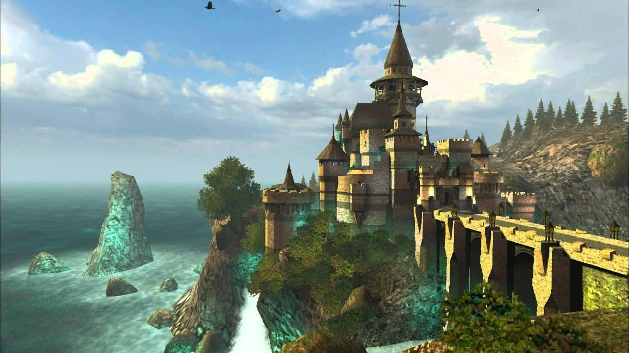 3d Watch Wallpaper 3planesoft Premium 3d Screensaver Ancient Castle Youtube