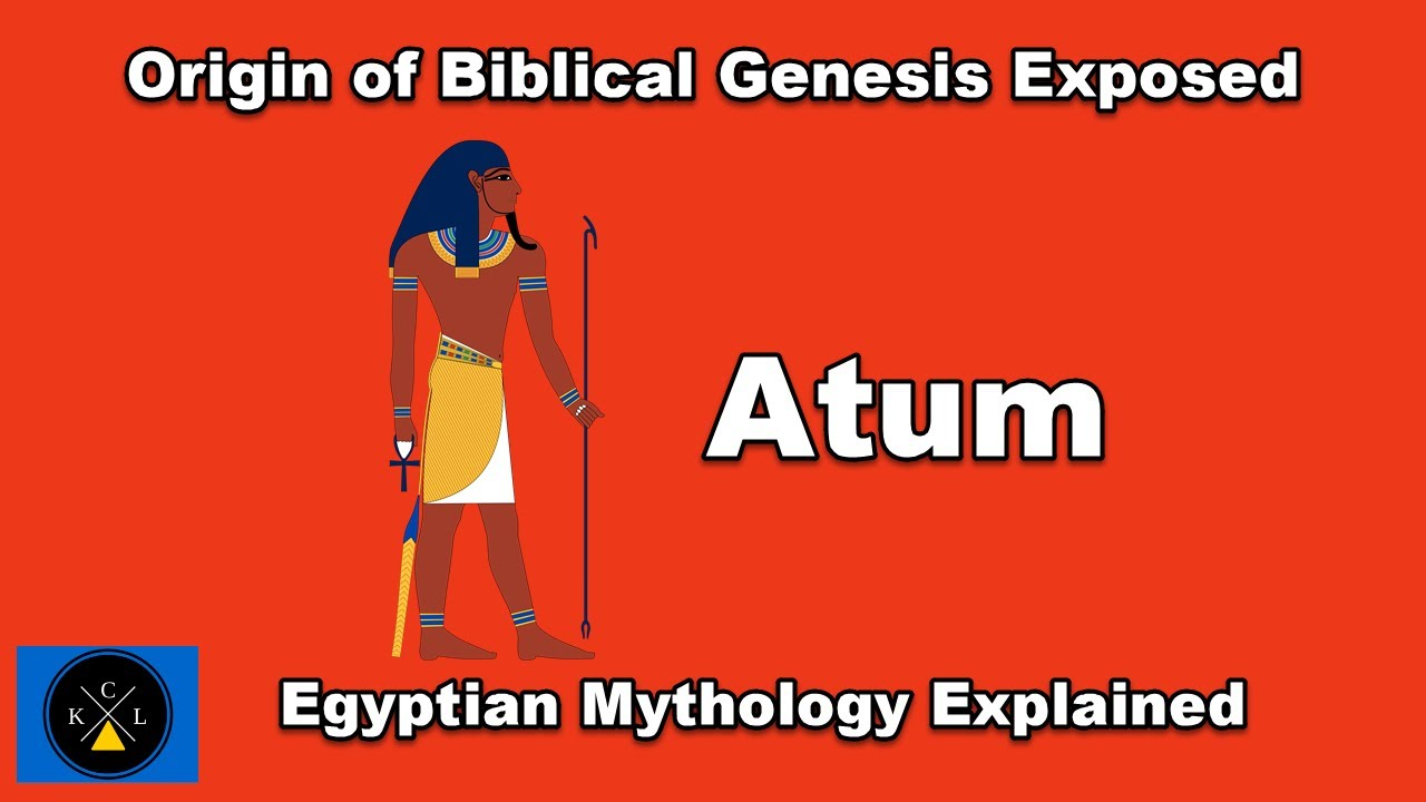 Download Where did God Come from? Atum Explained  Kemetic Science