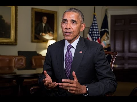 Weekly Address: Continuing to Strengthen the Middle Class
