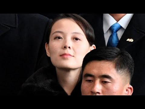 JO : la soeur de Kim Yong-un en Corée du Sud