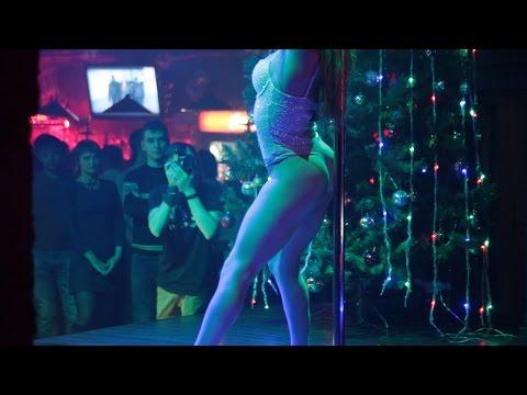 Видео, Начались новогодние банкеты в Берлоге нереально круто