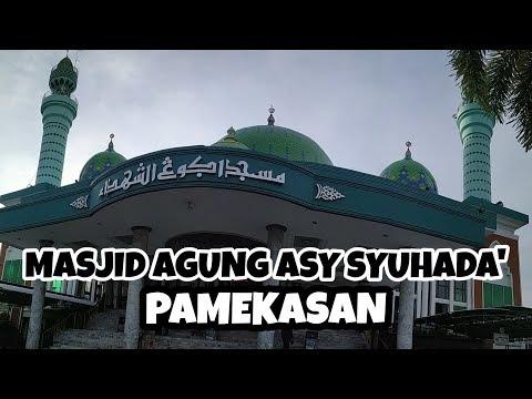 MASJID AGUNG PAMEKASAN MADURA | Safari Masjid Eps #4